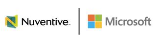 Nuventive MSFT logo